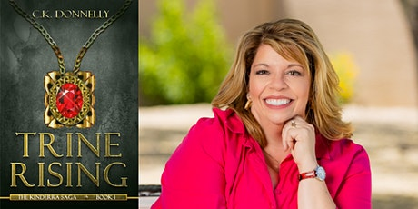 Virtual Book Discussion w/Author C.K Donnelly On New Book: Trine Rising tickets
