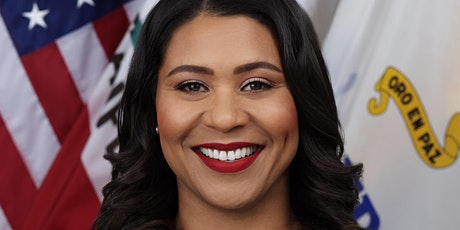 San Francisco Post-Pandemic - A Conversation with Mayor London Breed tickets
