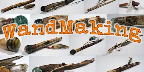 WandMaking - Mini Workshop tickets
