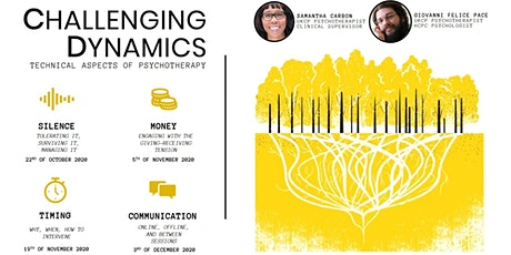 Challenging Dynamics: Money in the therapeutic space tickets