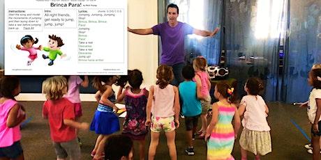 Teacher Training Workshop: Preschool Music And Movement tickets