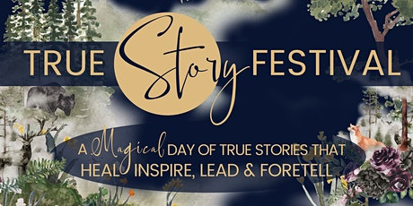 Reveal The Legend Within True Story Festival tickets
