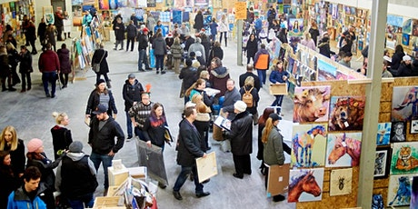 13th Annual Under $100 Art Show tickets