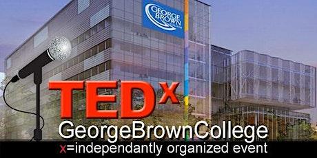 TEDxGeorgeBrownCollege tickets