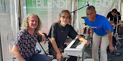 Teaparty Trio @ cafe Quelle