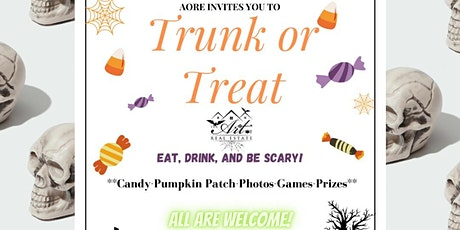 AORE's First Annual Trunk or Treat tickets
