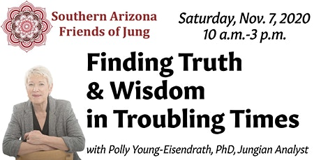 Finding Truth & Wisdom in Troubling Times tickets