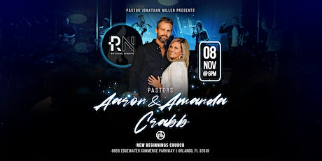 REVIVAL NIGHTS with Pastors Aaron and Amanda Crabb tickets