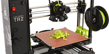 Tool Training: 3D Printing tickets