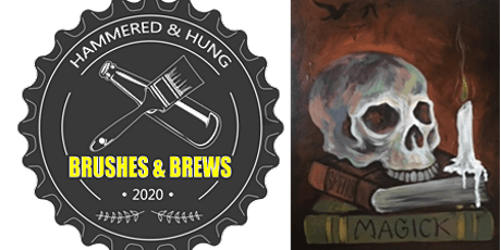 Brushes & Brews (2 for $80) tickets