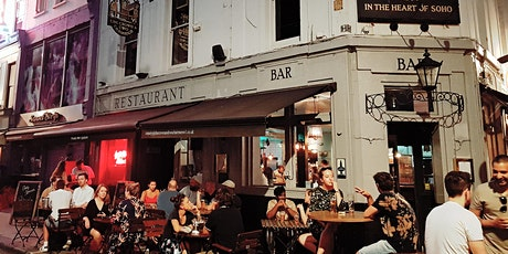Great British Pub Crawl - Soho tickets