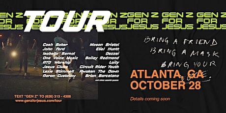 Gen Z For Jesus Tour - ATLANTA, GA tickets