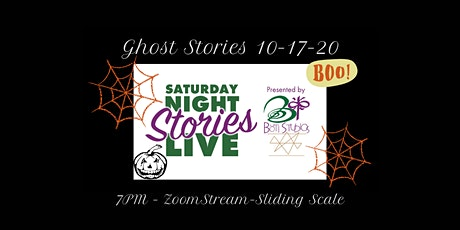 Saturday Night Stories Live Online tickets
