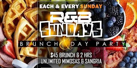 R&B SUNDAYS w/ The @BRUNCHXGODS tickets
