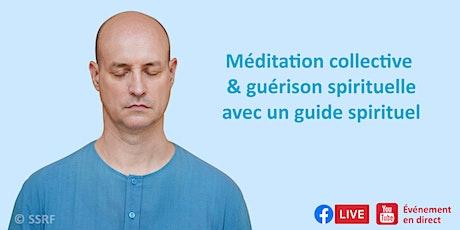 Méditation collective & guérison spirituelle avec un Sadguru tickets