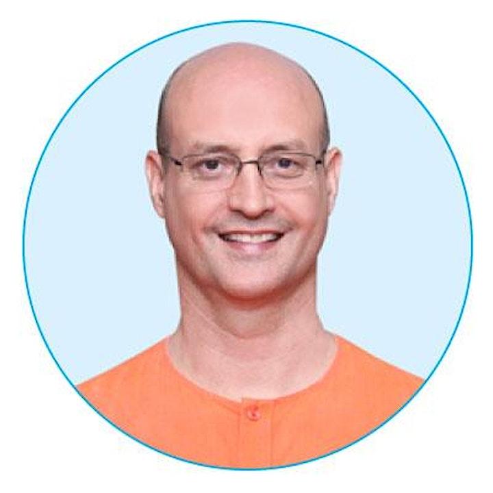 Méditation collective avec un guide spirituel image