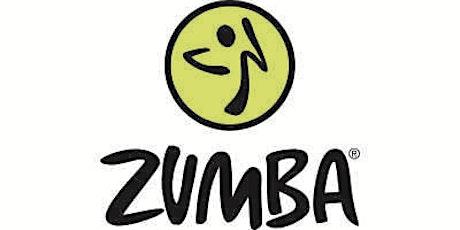 Zumba tickets