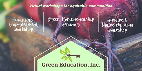 Green Homeownership Seminar tickets