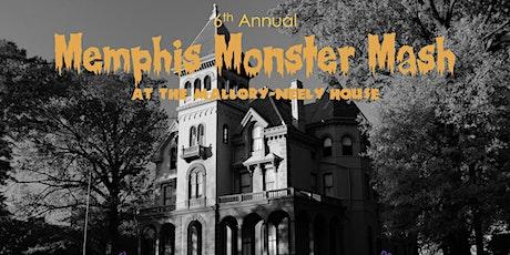 6th Annual Memphis Monster Mash tickets