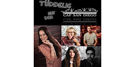 Tüddelig auf der Cap San Diego - 3. ComedyMix Show Tickets