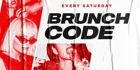 Brunch Code at Barcode tickets