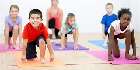 LiveStream Glow Yoga for Kids: North Beach San Francisco tickets