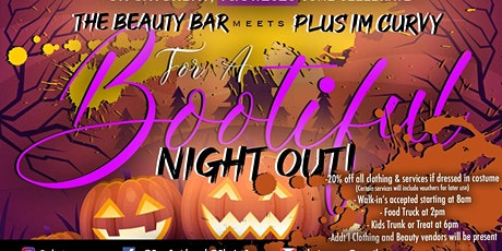The Beauty Bar Meets Plus Im Curvy for a Bootiful Night Out! tickets