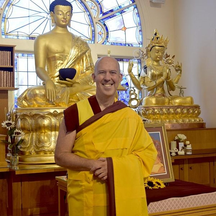 A Buddhist Perspective on Death - How to Help Others and Ourselves image