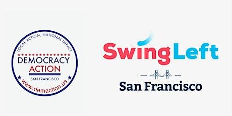 SF — GOTV for U.S. Senate, House, & Biden-Harris Phone Bank 11/3 tickets