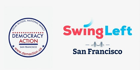 SF — GOTV for U.S. Senate, House, & Biden-Harris Phone Bank 10/31 tickets
