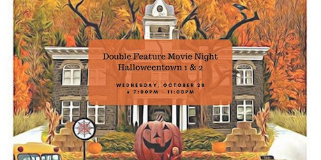 Halloweentown Double Feature tickets