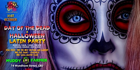 Day of the Dead & Halloween Latin Party tickets