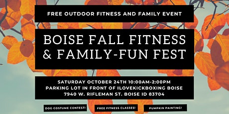 Boise Fall Fitness and Family-Fun Fest tickets