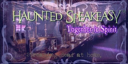 Haunted Speakeasy Burlesque