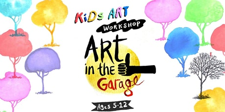 Creative Art Workshop series -Term 4 tickets