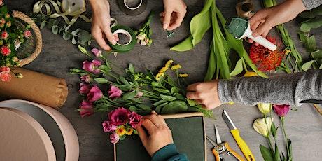 Floral Design Workshop: Fresh Fall  Arrangements tickets