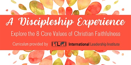 A Discipleship Experience tickets