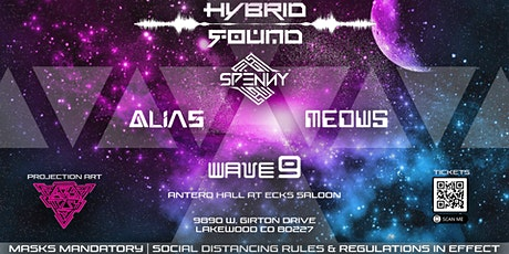Parihelion Productions and Meows Presents: Hybrid Sound 10/23 tickets