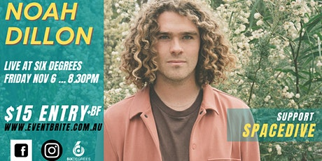 Noah Dillon & Band Live at Six Degrees tickets