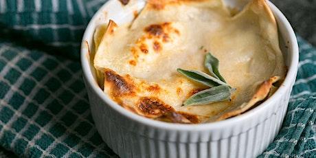 Italian Seasonal Favorites - Online Cooking Class by Cozymeal™ tickets