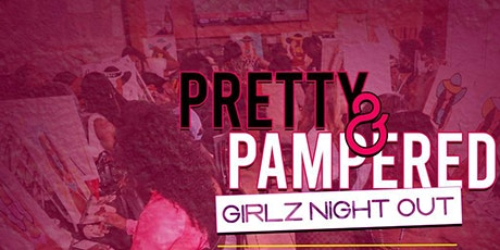 Pretty & Pampered tickets