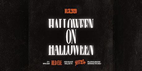 Halloween ON Halloween at It'll Do Club tickets