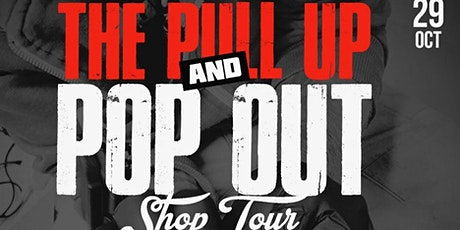 The Pull Up & Pop Out Shop Tour BK tickets