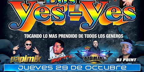 Que Suene la Cumbia LOS YES YES tickets