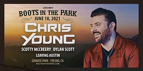 Chris Young & Friends presented by Boots in the Park tickets