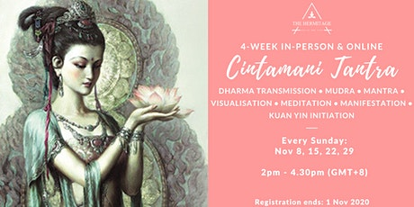 Cintamani Tantra Meditation Program tickets