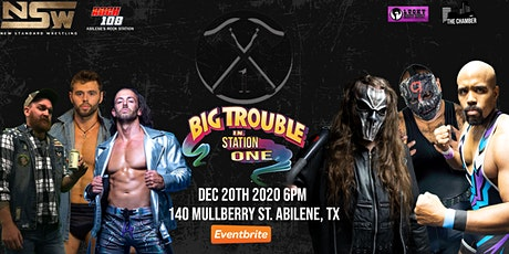 Big Trouble in Station 1 tickets