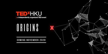 TEDxHKU: Origins tickets