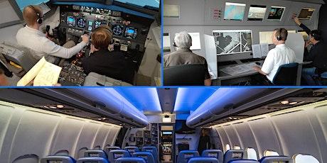 Bedrijfsbezoek Yellow Wings Teugen (Netwerk Event, Flightsimulator) tickets