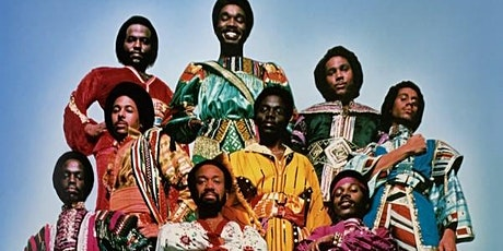 EARTH WIND & FIRE, KOOL & THE GANG & COMMODORES-A MAGICAL DJ TRIBUTE 2 tickets
